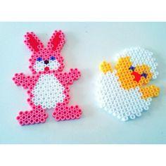 Easter hama beads by elinfalkeng