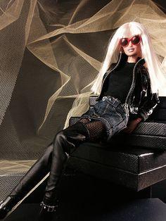 #versace #versus #barbie is wearing shades from #coach ba… | Flickr