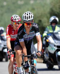 2014 vuelta-a-espana photos stage-05 - Tony Martin and Pim Ligthart formed a two men break