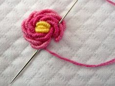LuLu & Annie: Remake of 'Sweetheart' and Bullion Rose Tutorial