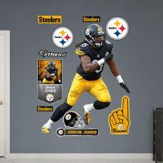Jarvis Jones, Pittsburgh Steelers