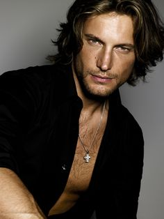 Gabriel Eugène Aubry~listed on People Magazine's 'Most Beautiful People' List. He is one of the top earning male models in the modeling industry. He and Actress Hally Berry had a daughter, Nahla Ariela Aubry, but are now separated. Gabriel Aubry, Gorgeous Men, Beautiful People, Beautiful Boys, Hally Berry, Look Girl, Christian Grey, Attractive Men, Good Looking Men