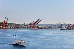 California 'clean trucks' model creeping toward ports in Washington state