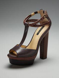 Loving these!  Parton Sandal by Rachel Zoe on Gilt.com