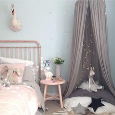 Cutest girls' nursery pink swan dream