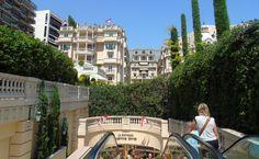 Монако магазины