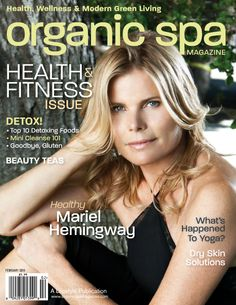 Matcha LOVE featured in a home made face mask in Organic Spa Magazine - on the front cover is inspirational Mariel Hemingway Client: Matcha LOVE Amorós EN Media: Organic Spa Magazine E Jennings Spa Magazine Mariel Hemingway, Margaux Hemingway, Georgia Girls, Organic Makeup, Organic Beauty, Height And Weight, My Beauty, Celebrity Pictures, Documentaries