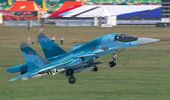 Naval Open Source INTelligence: Russian Air Force Gets Five Su-34 Bomber Aircraft
