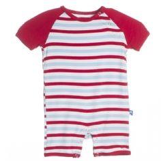 Print Raglan Romper in Balloon Stripe I want this for Noah sooooooooooooooooooooooo bad!!!!!!