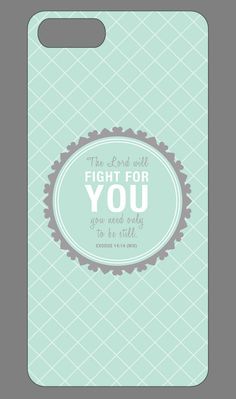 Items similar to Exudos NIV iPhone Case on Etsy 5s Cases, Iphone Cases, Set Me Free, Fight For You, Bible Verses, Handmade Gifts, Cute, Gift Ideas, Random