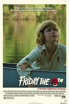 Watch Three More 'Friday The 13th' 1980 Motion Posters! - Friday The 13th: The Franchise