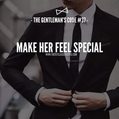 The Gentleman's Code #37