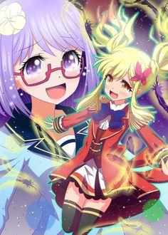 Yume and Koharu