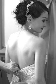 #wedding #hair by #Jennifer #Webb #PrimaSalonPdx
