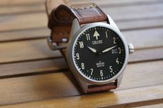 The Collins Automatic Field Watch