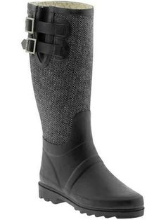 Top Rain and Snow Boots for Winter 2011