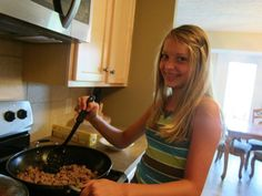 Kids in the Kitchen @thebettermom