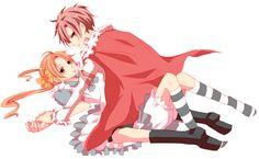 Nastume and Mikan