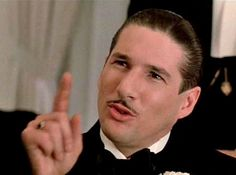Richard Gere in The Cotton Club