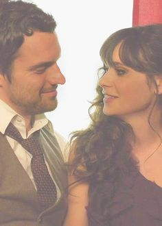 New Girl Nick & Jess