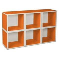 Way Basics Eco Friendly Modular Storage Cubes