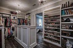 Master Closet Design, Walk In Closet Design, Master Bedroom Closet, Closet Designs, Master Closet Layout, Bedroom Closets, Master Bathroom, Closet Renovation, Closet Remodel