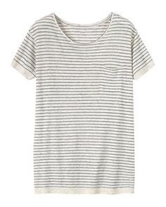 TOAST creates modern, simple clothing for women and functional, thoughtful pieces for the home. Build A Wardrobe, My Wardrobe, Beppu, Striped Tee, Simple Outfits, Lounge Wear, Toast, Cotton, Mens Tops