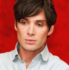 Beauty is in the eye of the beholder. Cillian Murphy.