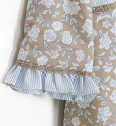 Vestido estampado Tartaleta   Aiana Larocca Moda Infantil