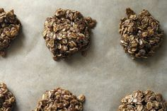 No bake cookies with maple sugar :-)