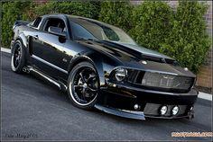 2008 Black Chrome Mustang GT | Flickr - Photo Sharing!