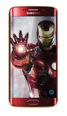 Avengers-Themed Iron Man Galaxy S6 Edge Will Launch Soon