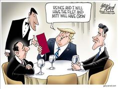 Political Cartoons by Gary Varvel - HAHAHAHAHAHA!
