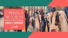 mercatino di musica, moda, vintage e riuso che aprono scaffali, armadi e negozi per riunirsi e per vendere dischi, abiti e accessori. Wanderlust Factory Mobile Fashion Boutique, il primo Camper-Boutique d'Italia