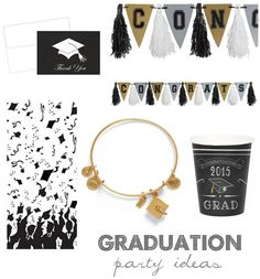 Graduation Party Ideas and Tips - Hosting a graduation party does not have to be expensive or elaborate. Use these party ideas and tips to get your celebration started.