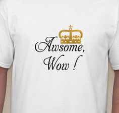 Hamilton Musical Awesome Wow New Country by CraftWeddingSupplies
