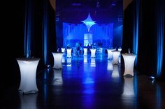 CenturyLink Center Omaha expo hall for corporate event themes post