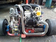 Motrized Drift Trike (Turbo project)