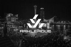 Ark League | Yuta Takahashi Japan Logo, Logo Design, Logos, Movie Posters, Logo, Film Poster, Billboard, Film Posters