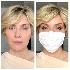 Nuovo Modo di Truccarsi Dopo L'obbligo delle Mascherine! - WOMEN Italia Makeup Lessons, Make Up, Let It Be, Eyes, How To Wear, Beautiful, Italia, Beauty Makeup, Makeup
