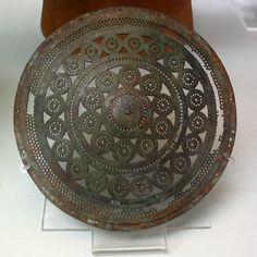 - Perugian pectoral | Bronze kardiophylax (pectoral armor) Etruscan, from Perugia, Umbria ca. 650-625 BCE  British Museum, London GR 1888.11-10.2 Bronze 376 ./tcc/