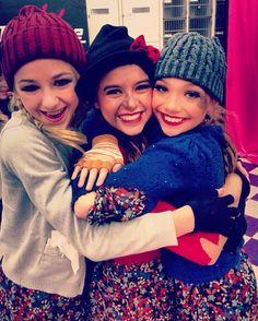 Chloe, Kalani and Maddie <3