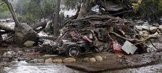 ΗΠΑ: Τουλάχιστον 13 οι νεκροί στις κατολισθήσεις λάσπης στη νότια Καλιφόρνια