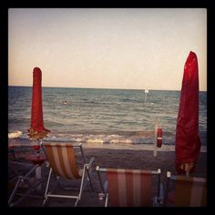 When the summer is gone where will we be? Alba Adriatica-Italy