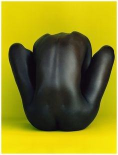 """Koto Bolofo """"Sculpture vivante"""""""