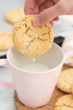 These chewy butter cookies are so easy that you will never want to try another recipe. In 20 minutes you can get the softest cookies out there.