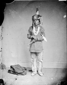 LITTLE PIPE , 1869