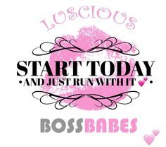 What have you got to loose?!? #lusciousbossbabes #starttoday #motivation #noexcuses #goals #inspiration #entrepreneur #startnow #justdoit #success #loveyourself #workfromhome #happy #business #believeinyourself #joinme #positivevibes #youcandoit #change #strong #happiness #inspire #joinmyteam #quotes #opportunity #beyourownboss #changinglives #lovemyjob #noregrets #mlm