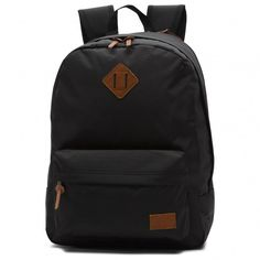 Vans Vans Old Skool Plus Backpack True Black - Vans Europe Official Site