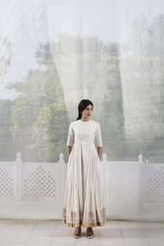 Sanjay Garg collection for Raw Mango K Fashion, India Fashion, Ethnic Fashion, Fashion Dresses, Indian Look, Indian Ethnic, Ethnic Style, Indian Dresses, Indian Outfits